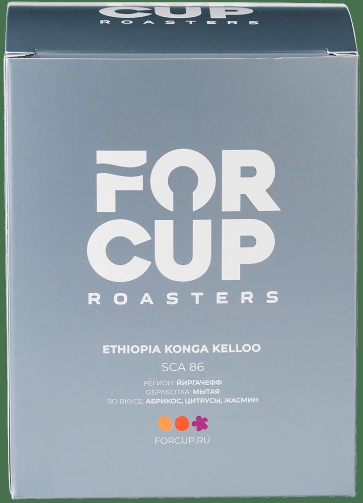 DRIP COFFEE ETHIOPIA KONGA KELLOO