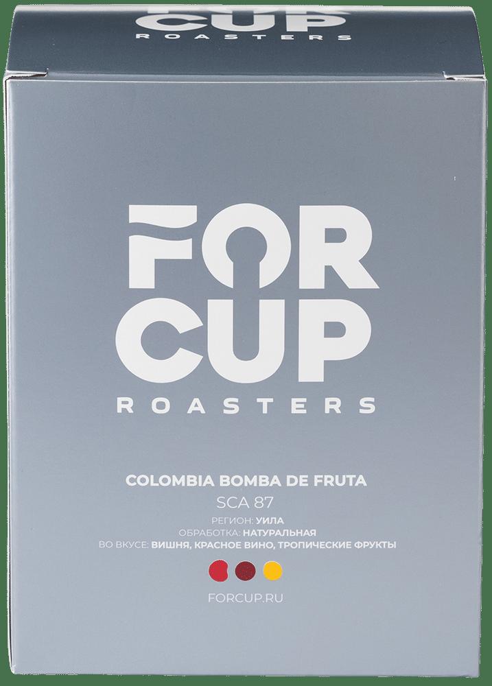 DRIP COFFEE COLOMBIA BOMBA DE FRUTA