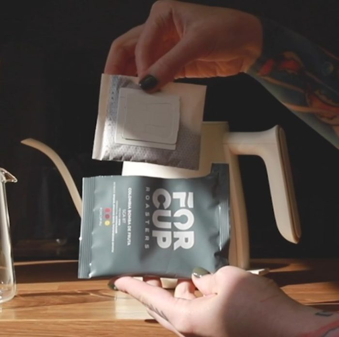 DRIP COFFEEF FORCUP